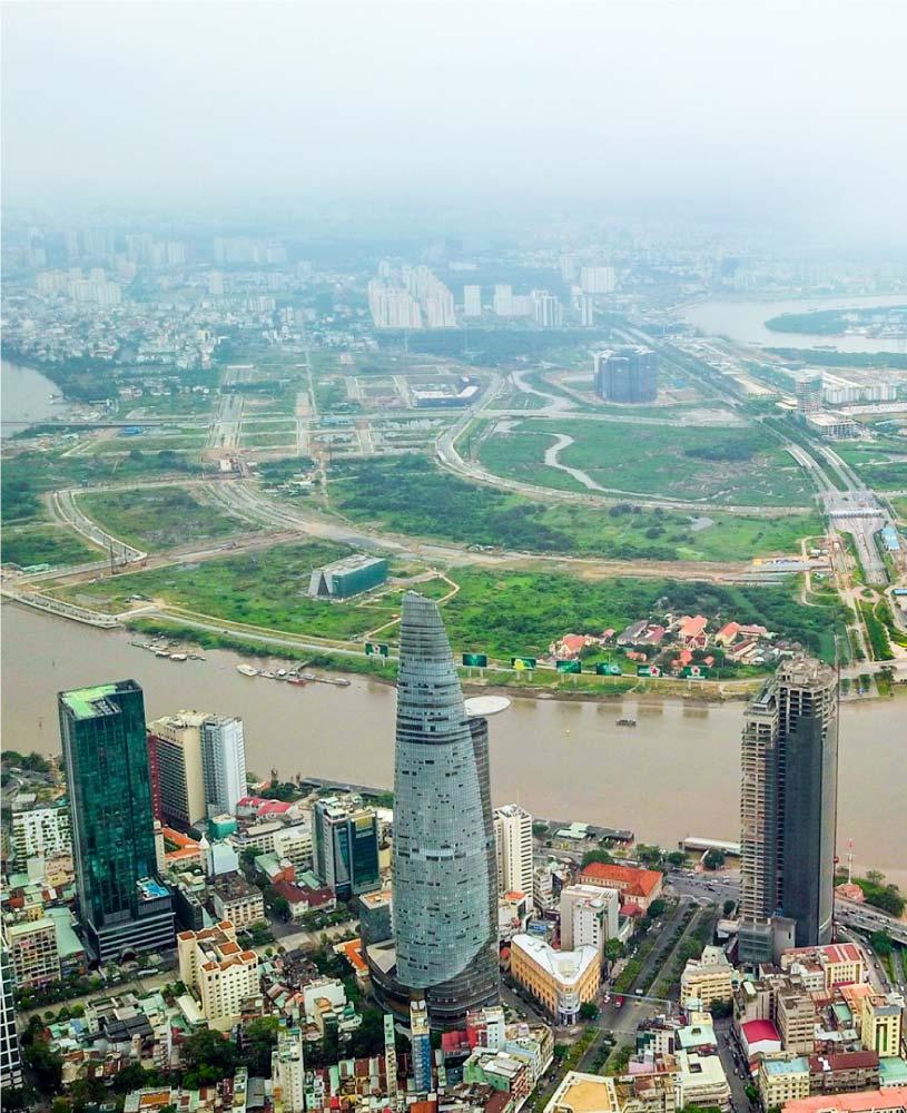Thành Phố Hồ Chí Minh - 15 phút