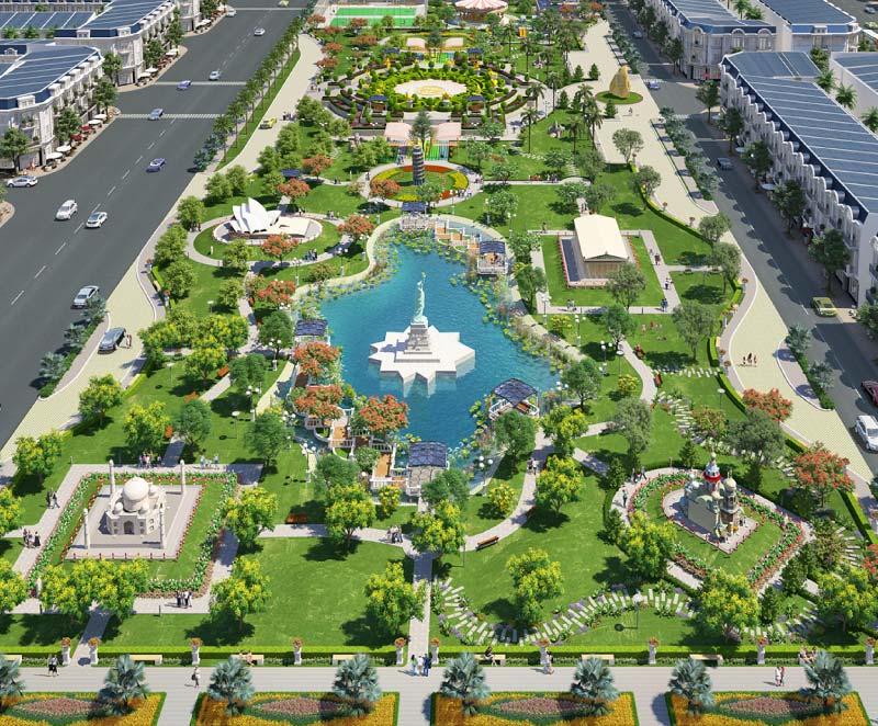 Phân Khu Century Park