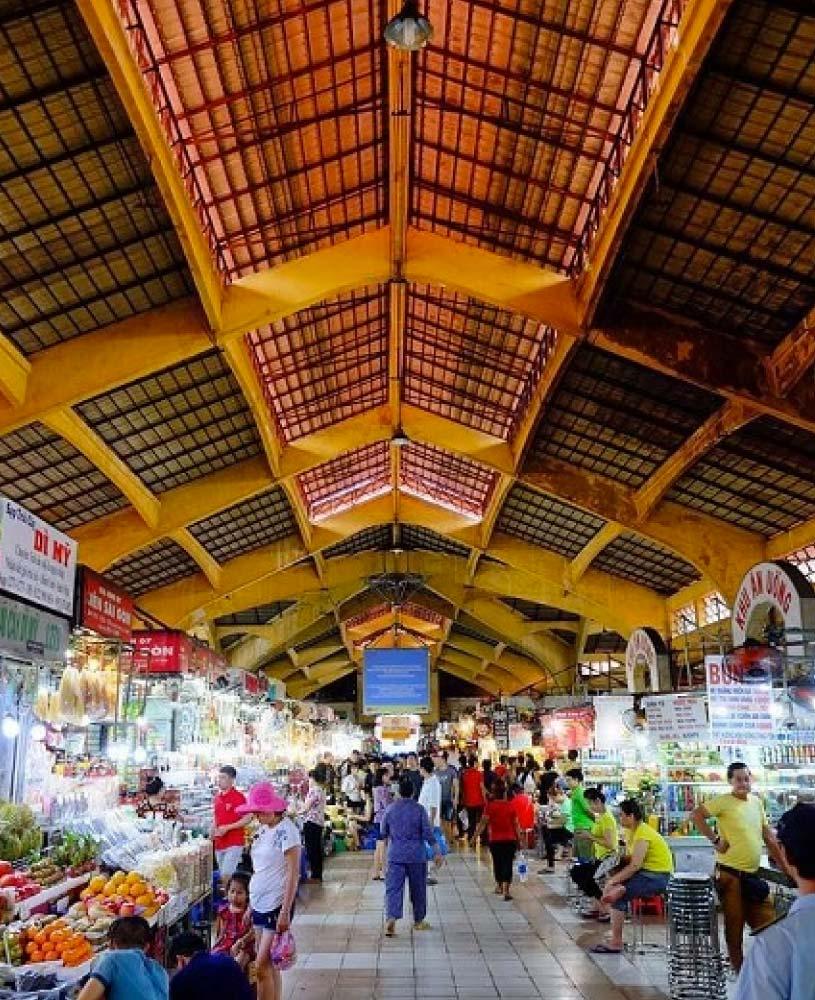 Chợ Bình Sơn - 4 phút
