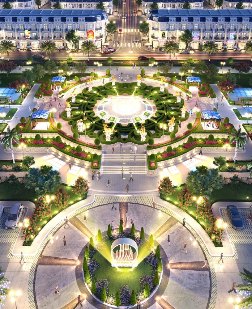Quảng trường trung tâm